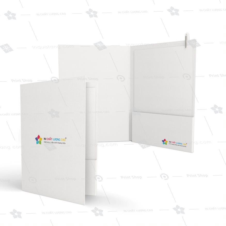 Bìa kẹp hồ sơ